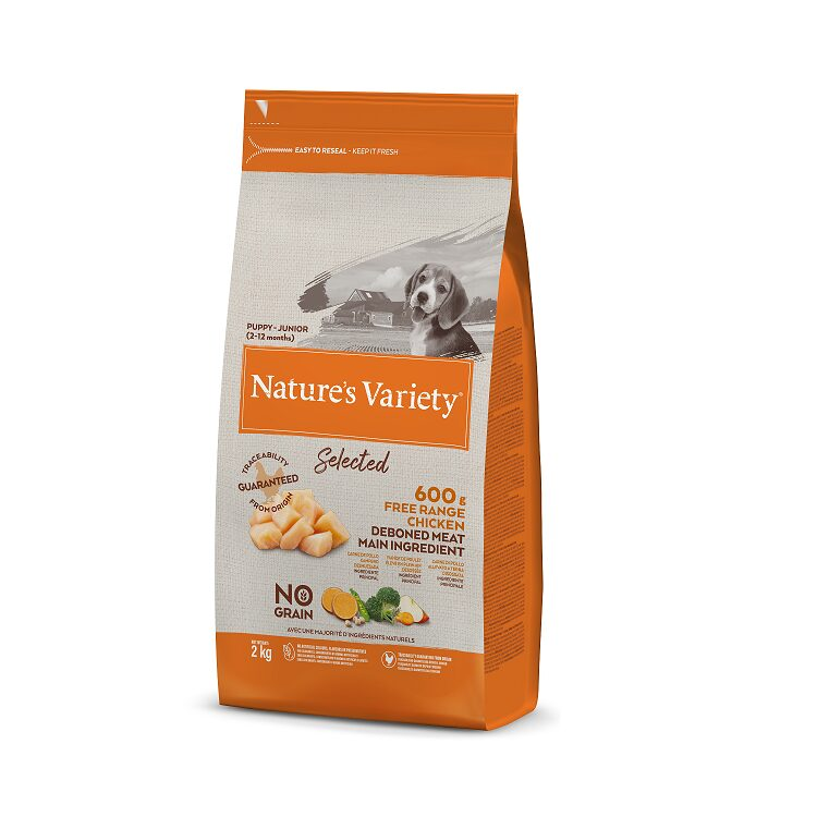 Nature's Variety Selected Junior chicken