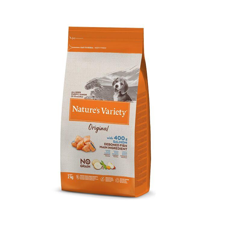 Nature's Variety Original Junior Salmon