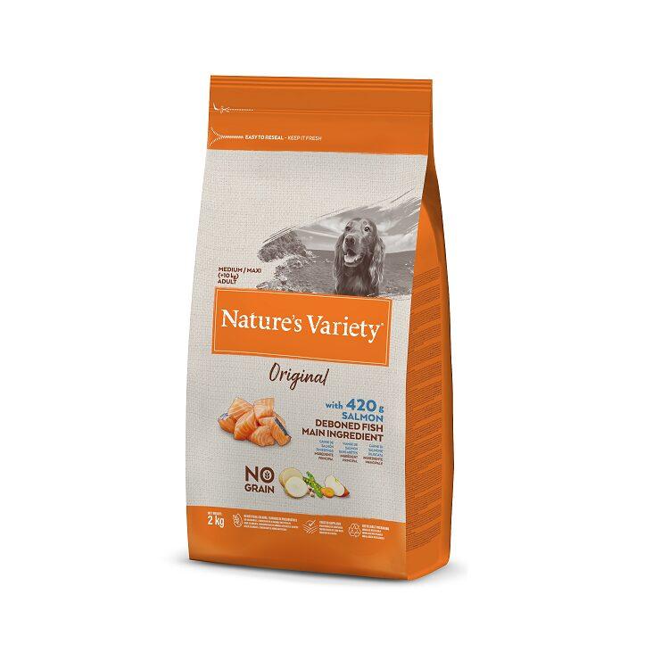Nature's Variety Medium Adult Salmon