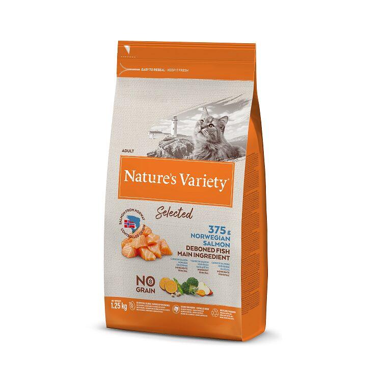 Nature's Variety Cat Selected Norwegian Salmon