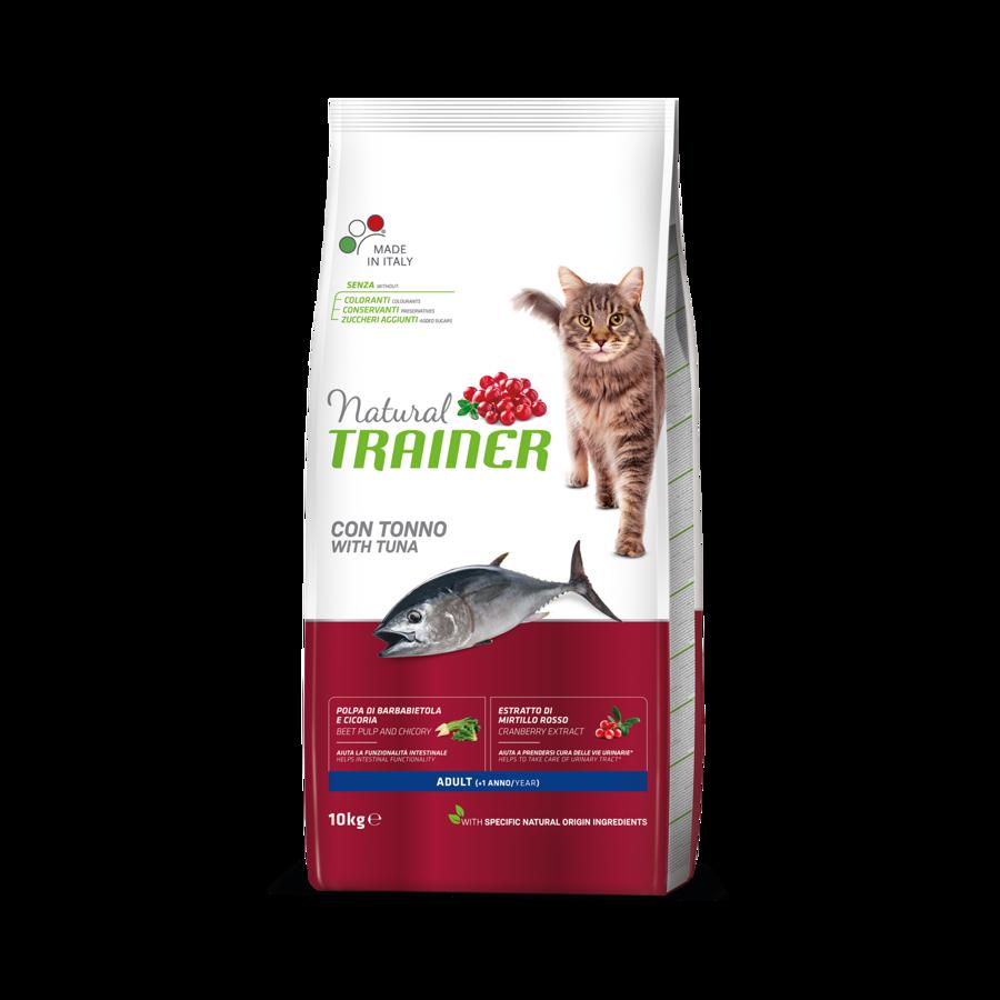 Trainer Adult with Tuna
