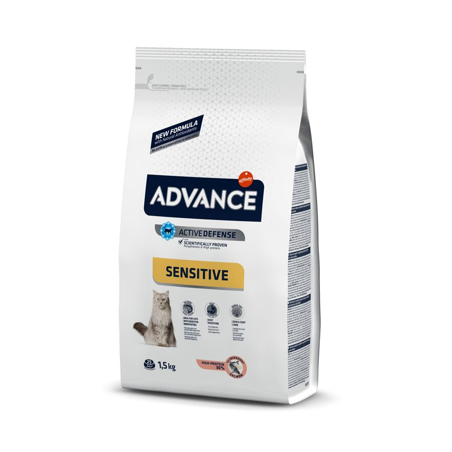 Advance Cat Sensitive Salmon