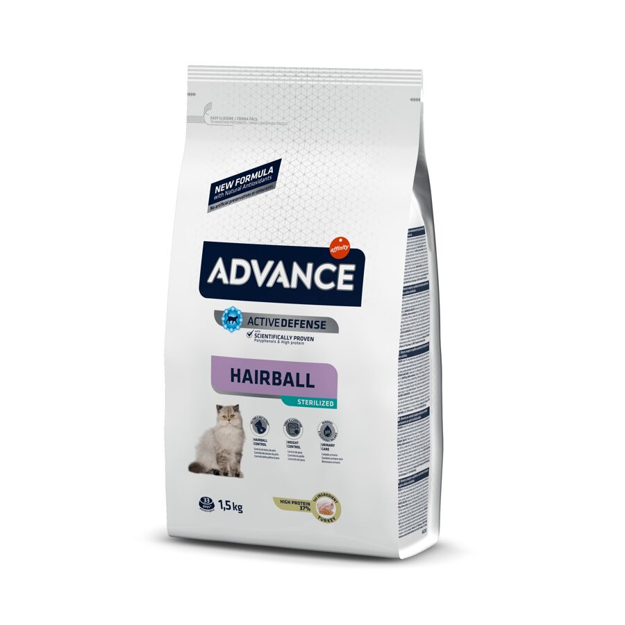 Advance Cat Sterelized Hairball