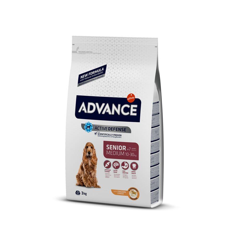 Advance Medium Senior 7+