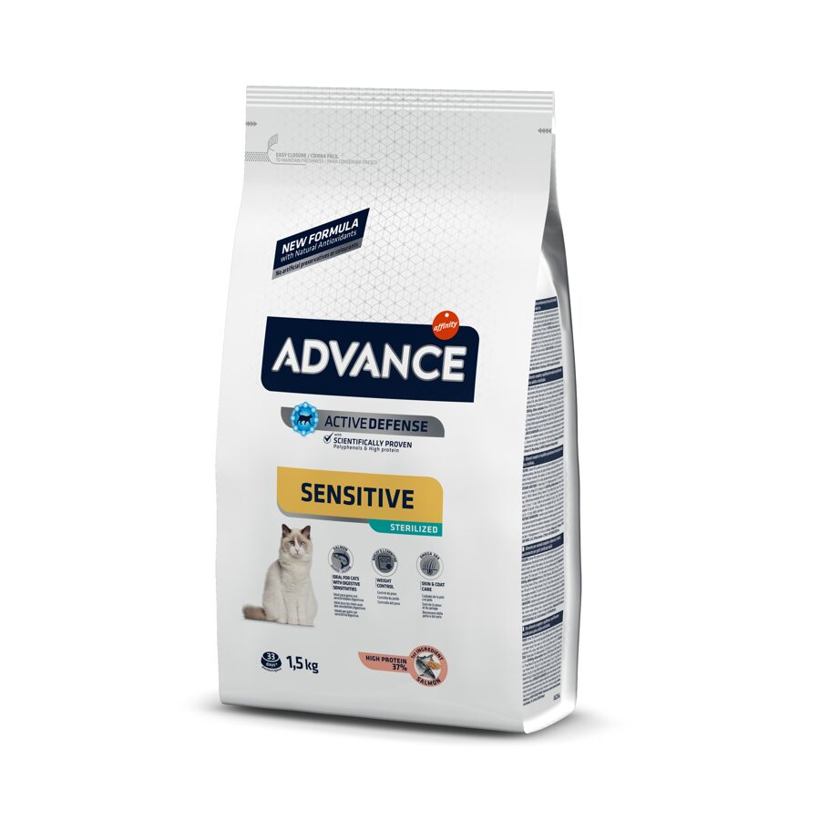 Advance Cat Sterelized Sensitive