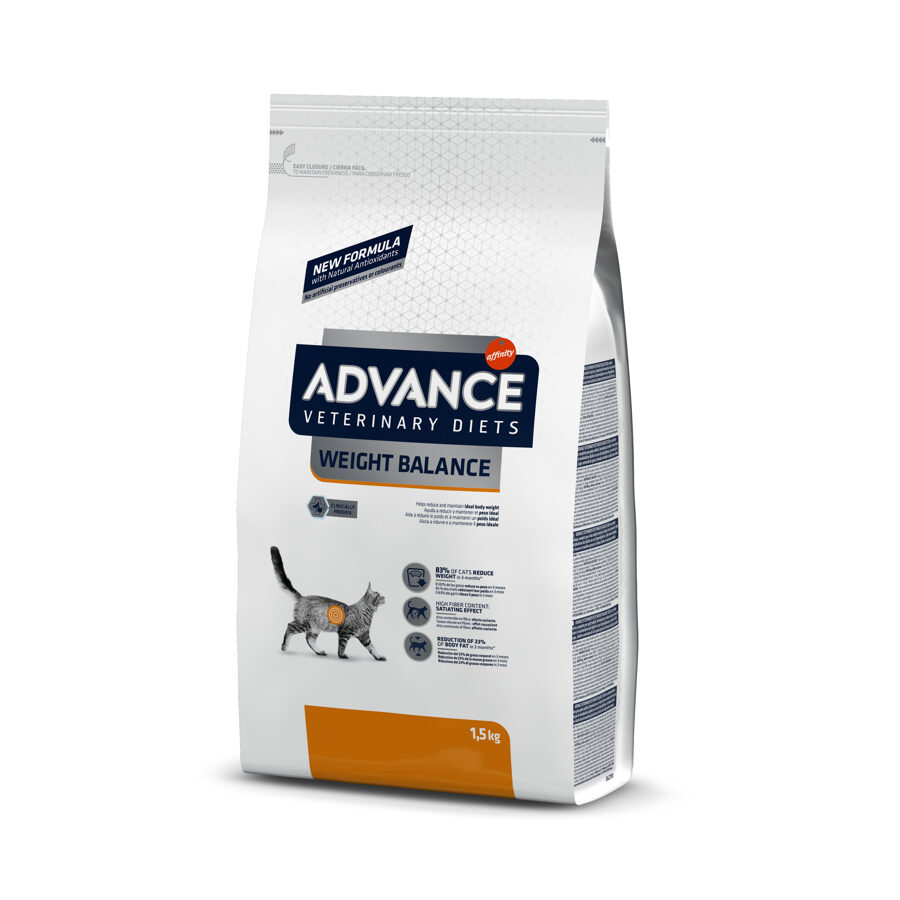 Advance Cat Weight Balance