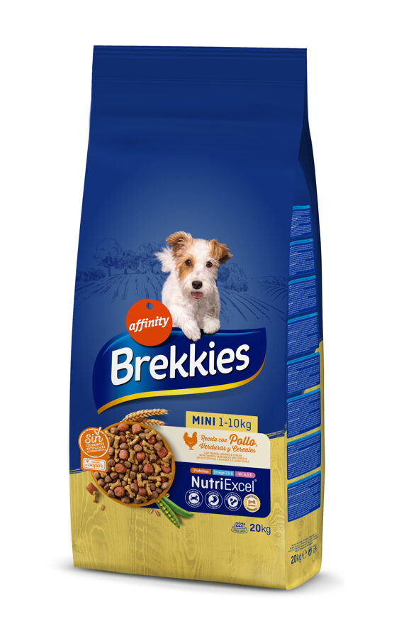 Brekkies Dog Mini