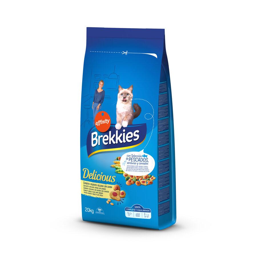 Brekkies Delice Cat Fish