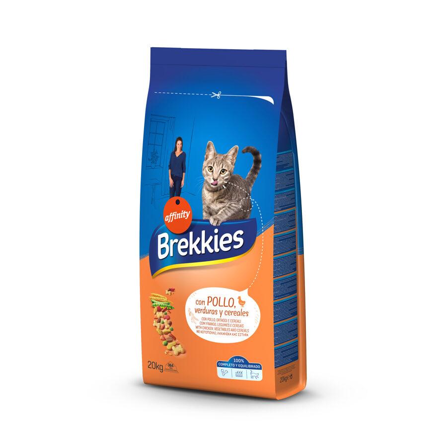 Brekkies Cat MIX Chicken