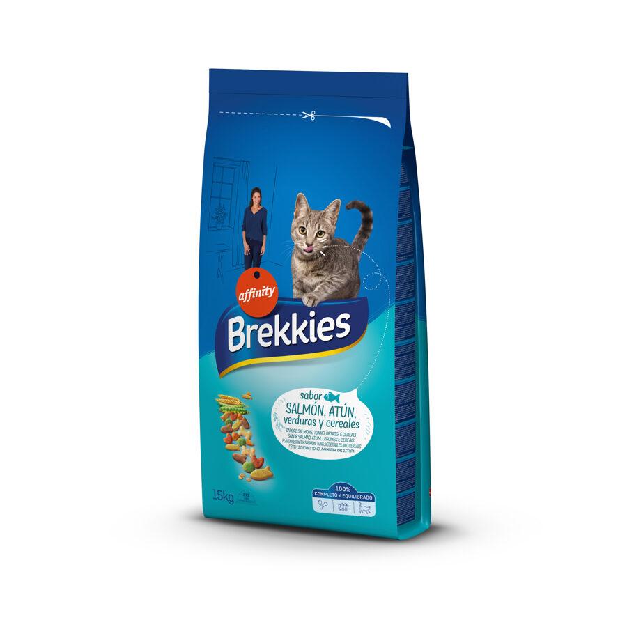 Brekkies Cat MIX Fish