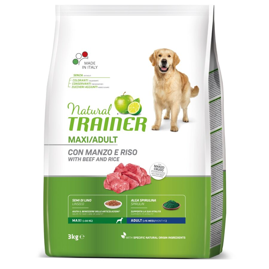 Trainer Mini Adult with Beef